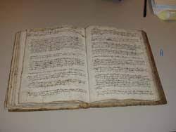 Libro de Burgohondo